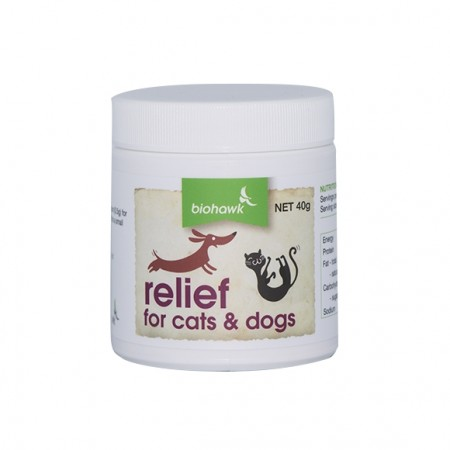 Relief for Cats and Dogs